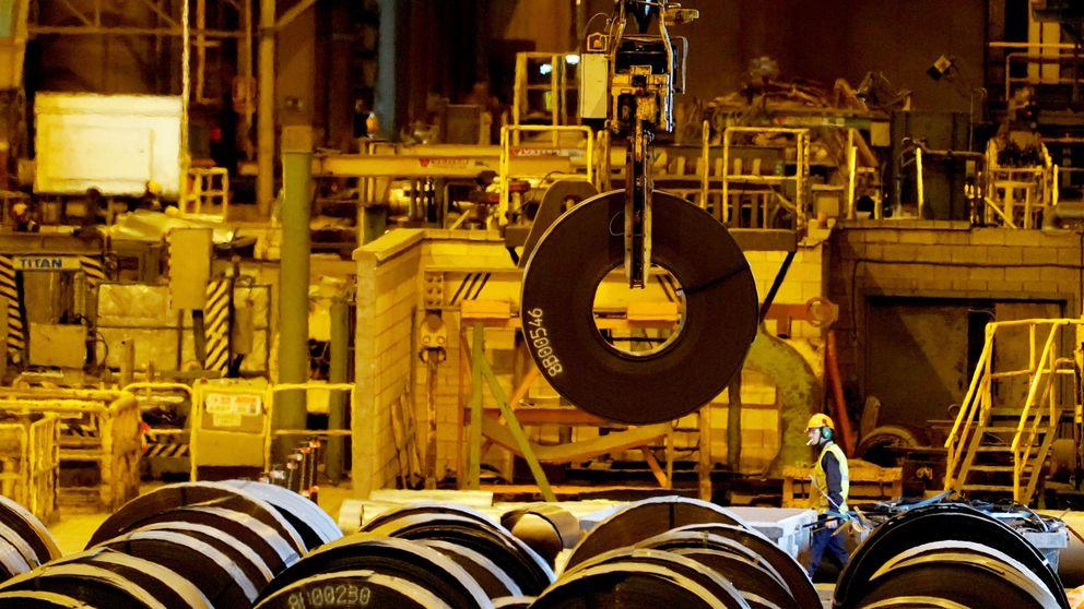 JP Morgan impulsa el deterioro bursátil de ArcelorMittal y Acerinox a la cola del Ibex