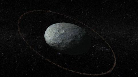 Este es Haumea, el pequeño planeta con anillo cerca de Plutón descubierto en Granada