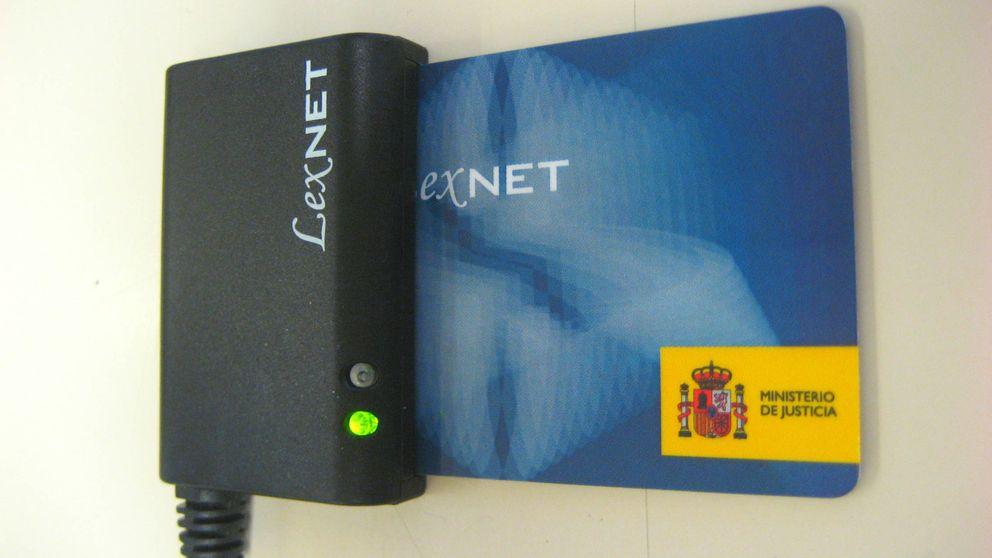 'Desastre LexNet': estas son las empresas detrás del fiasco informático de Justicia