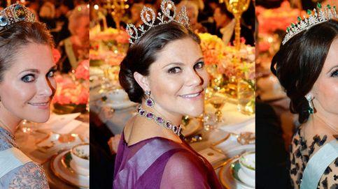 Glamour, alta costura y joyas históricas en laentrega de los Premios Nobel 2015