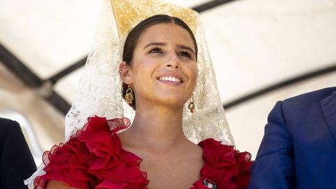 Cayetana Rivera deslumbra vestida de goyesca en Ronda