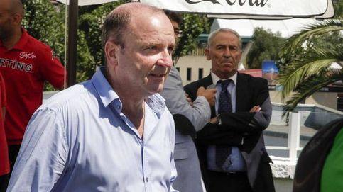 Javier Martínez, vicepresidente del Sporting, ingresado grave en la UCI por covid