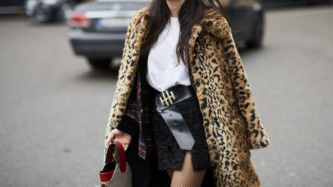 La minifalda quiere volver y las celebs e influencers ya la llevan