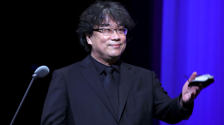 El presidente del jurado, Bong Joon-ho.  (Reuters)