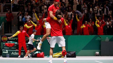 ¡A la final! Unos inmesos Rafa Nadal y Feliciano López le dan la vida a España