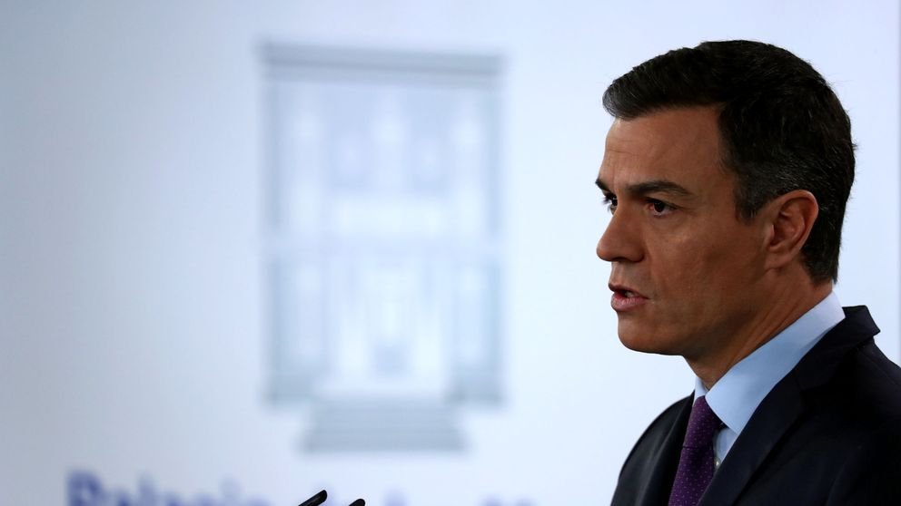 Sánchez confía en que la foto de las tres derechas logre despertar a sus votantes