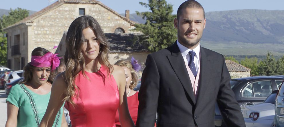 Foto: Malena Costa y Mario López, en una imagen de archivo (I.C.)