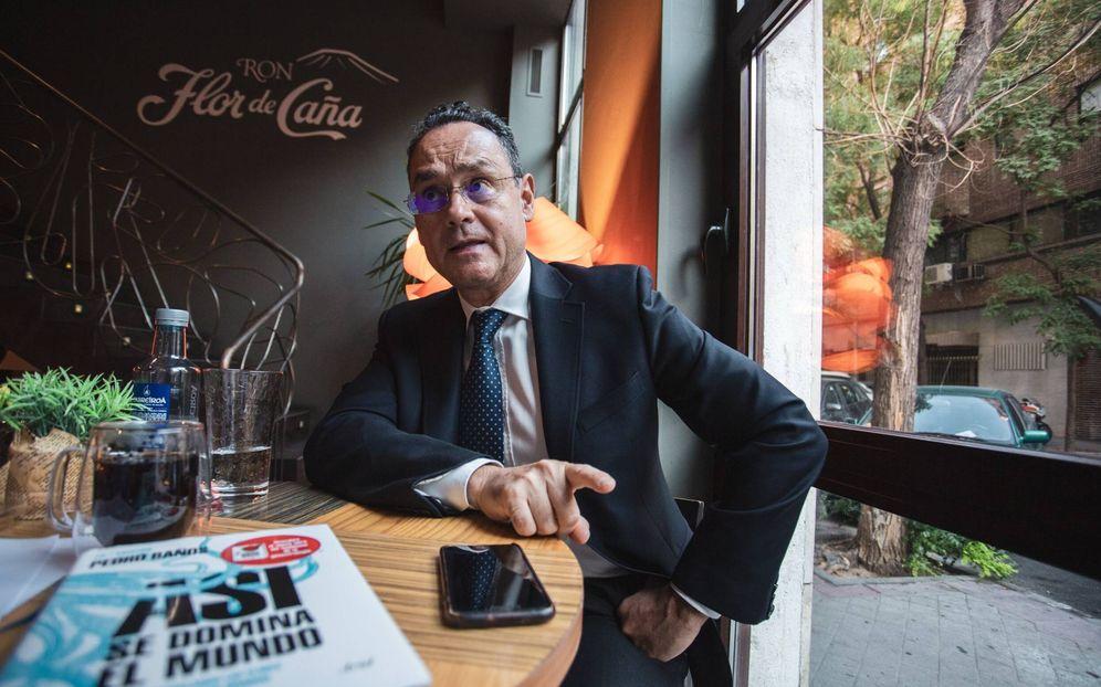 Foto: Pedro Baños. (Jorge Álvaro Manzano)