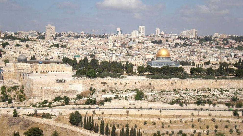 Un viaje gastronómico al origen de la Semana Santa: Jerusalén