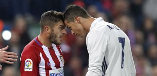 Post de Piden a Tebas que investigue si Koke llamó maricón a Cristiano Ronaldo