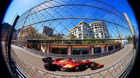 ¿Pueden ganar Carlos Sainz  y Ferrari el GP de Mónaco? Por esta vez, cabe soñar