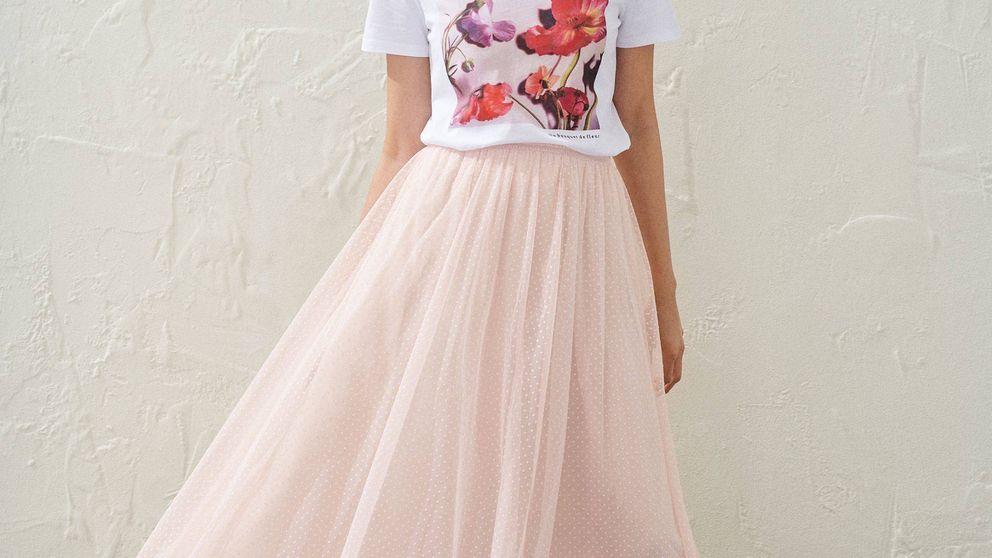 La falda de H&M con la que recordarás tu infancia más entrañable