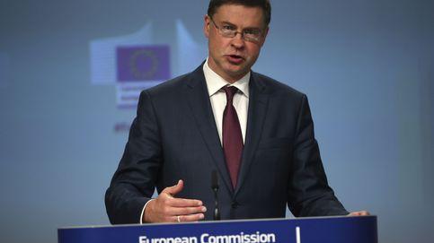 Dombrovskis, designado comisario de Comercio en un momento clave para la UE