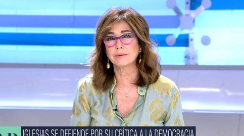 Me parece despreciable: Ana Rosa responde al ataque de Pablo Iglesias