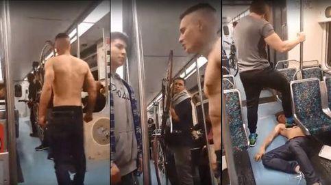 El 'héroe vikingo' que asfixió a un hombre en el metro por acosar al pasaje
