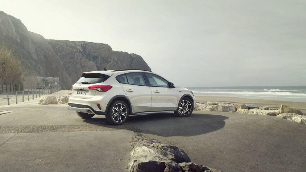 Ford Focus Active, de compacto a coche ideal para los más aventureros