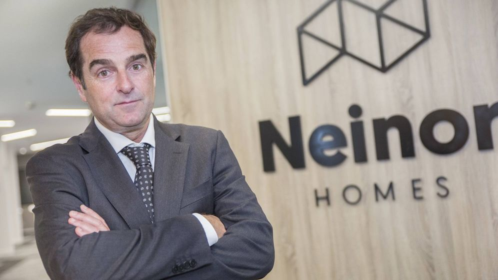 Foto: Borja García-Egotxeaga, CEO de Neinor.