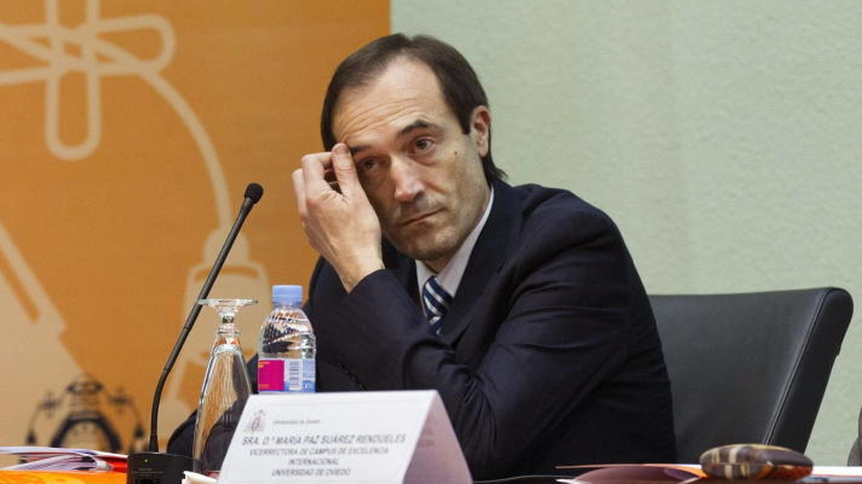 Manuel Menéndez, consejero delegado de Liberbank