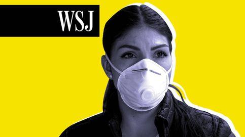 Plexiglás, alcohol y mascarillas: los materiales de moda en plena pandemia