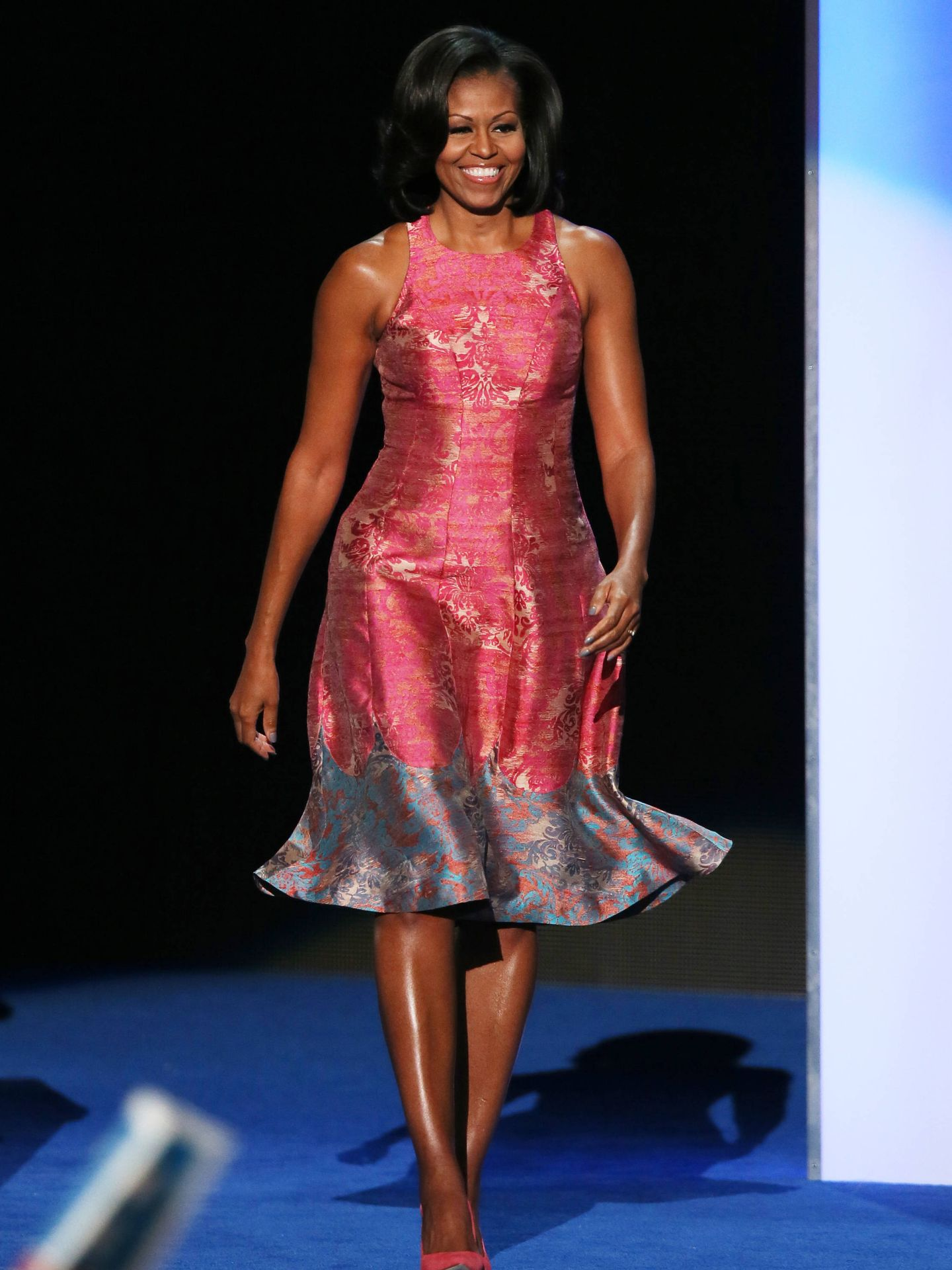 Michelle Obama. (Getty)