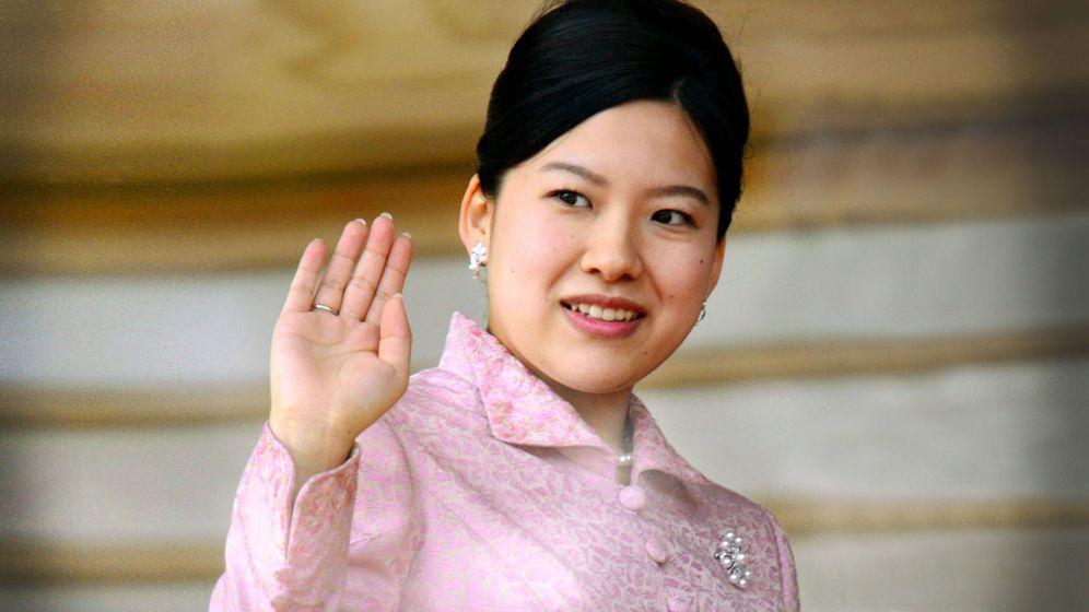 Foto:  La princesa Ayako, en una imagen de archivo. (Reuters)