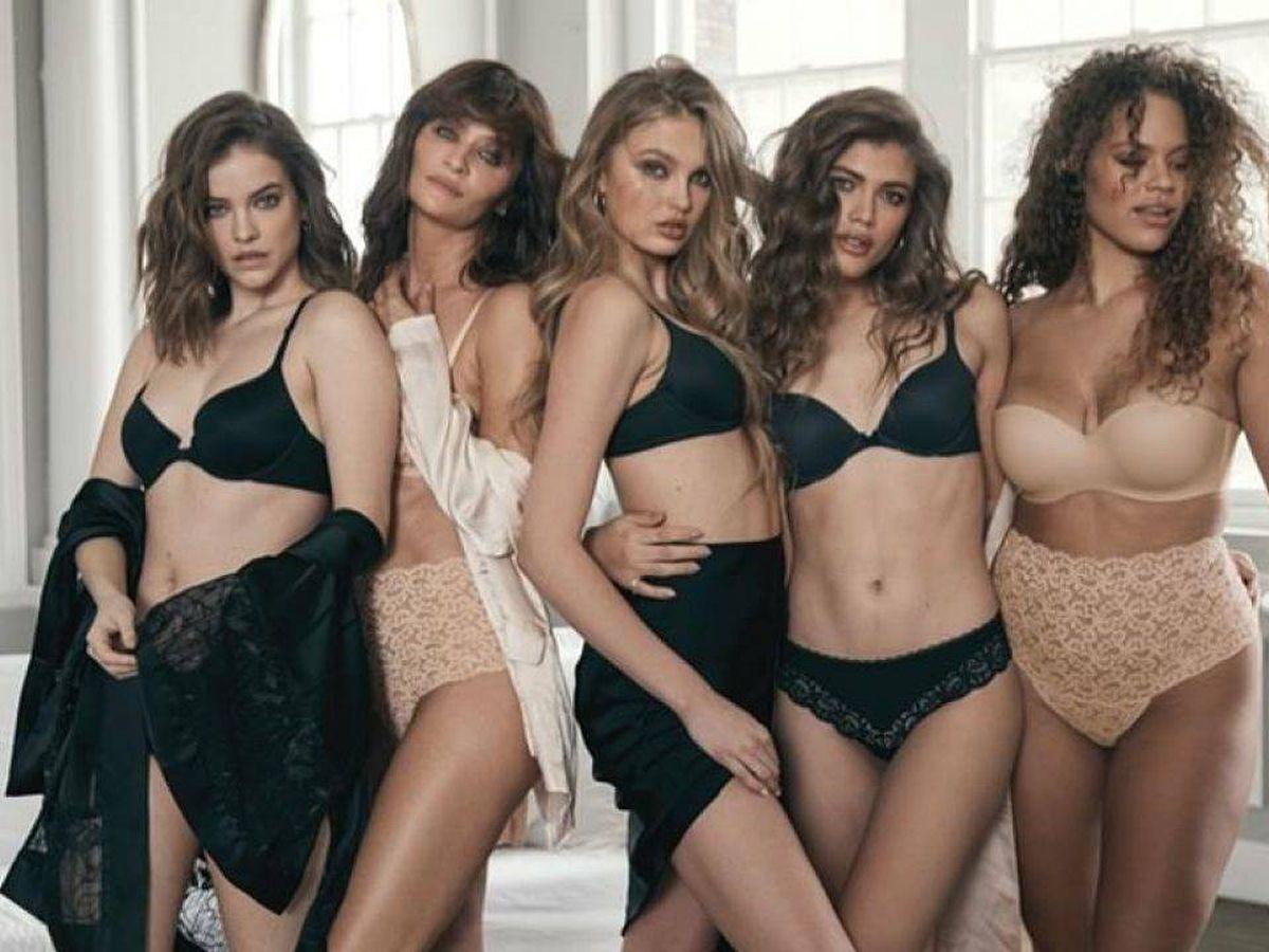 Foto: La nueva campaña de Victoria's Secret. (Cortesía)