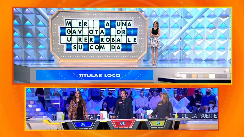 Panel de 'La ruleta de la suerte'. (Atresmedia)