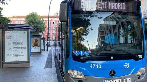 Muere una mujer atropellada por un autobús de la EMT cerca de Legazpi (Madrid)