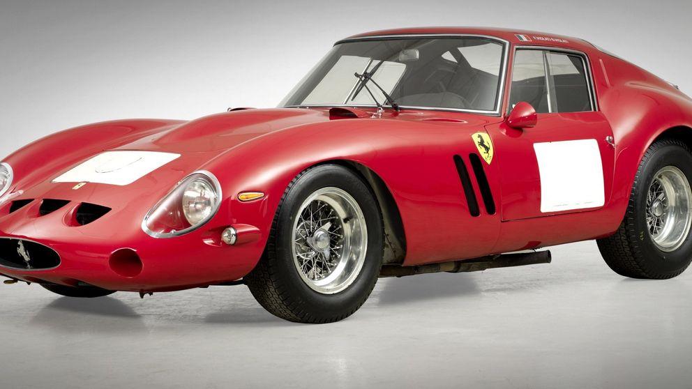 California se viste de rojo Ferrari