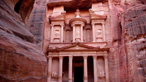 Ya puedes visitar las impresionantes ruinas de Petra en Google Street View