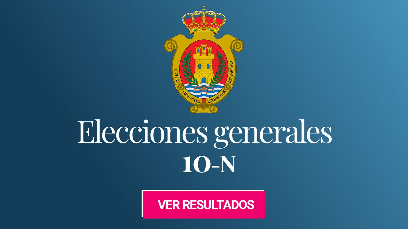 Foto: Elecciones generales 2019 en Algeciras. (C.C./EC)