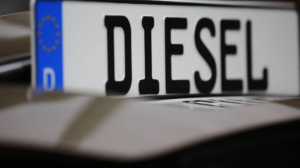 Por qué los coches diésel tienen que pagar más impuestos que los de gasolina