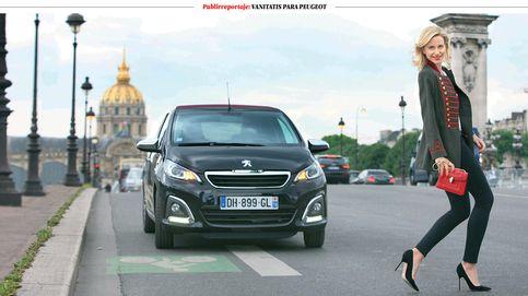 María León nos enseña sus lugares preferidos de París a bordo de su Peugeot 108