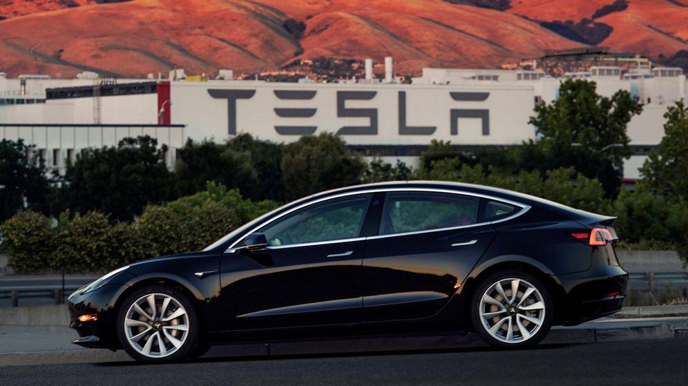 Foto: Model 3, Tesla. (Reuters)
