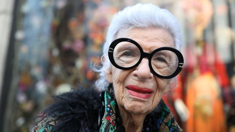 Iris Apfel ficha a sus 97 años por la agencia de Gigi Hadid