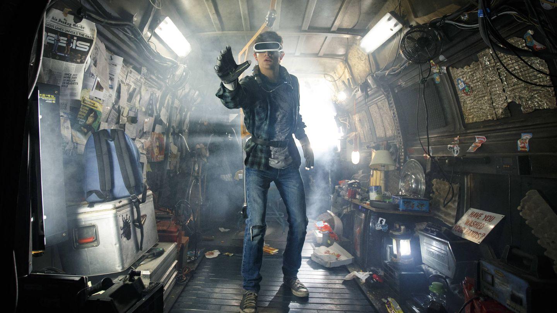 Tye Sheridan es Wade en la nueva película de Steven Spielberg, 'Ready Player One'. (Warner)