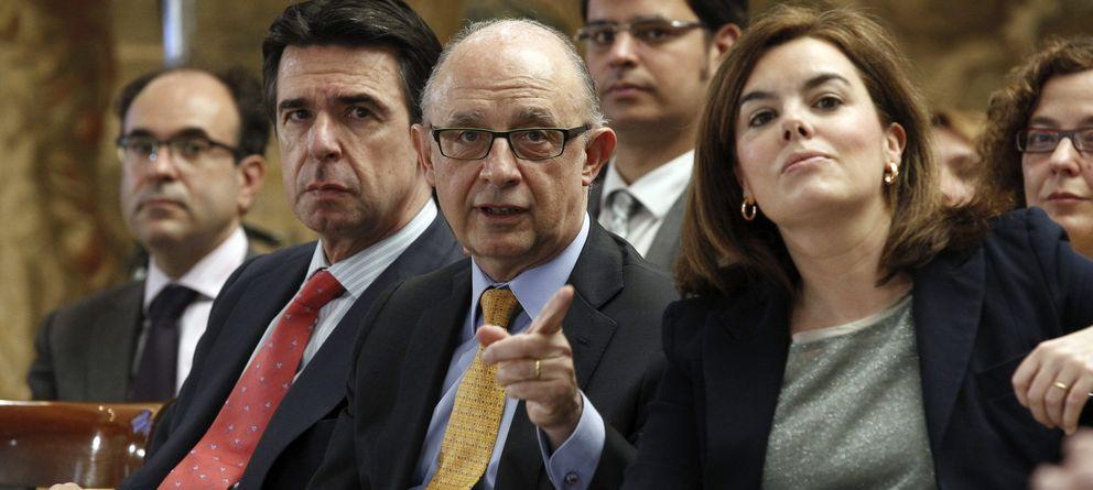 Foto: El Congreso estudia la ley reguladora de altos cargos del Gobierno. (Efe)