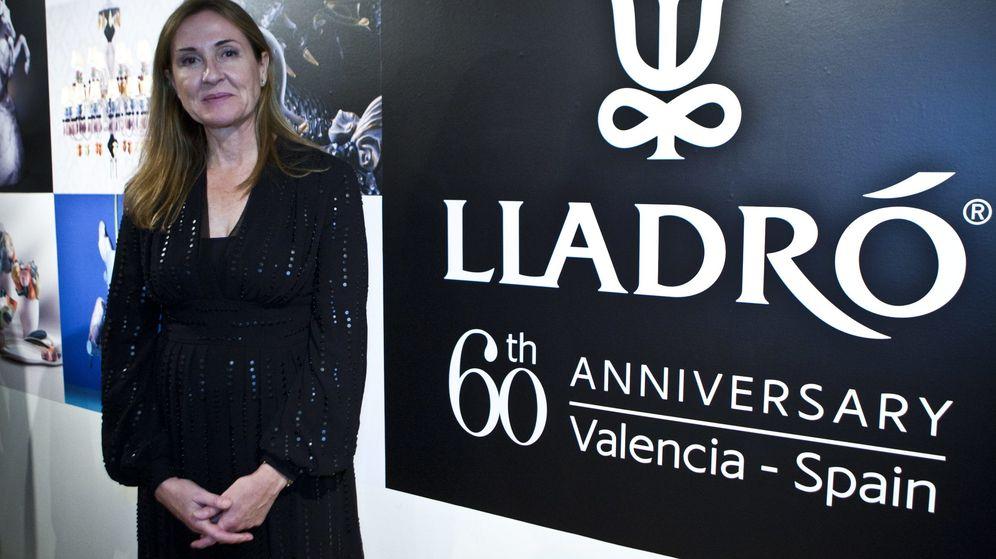 Foto: Rosa Lladró dejó el mes pasado la presidencia de la empresa. (EFE)
