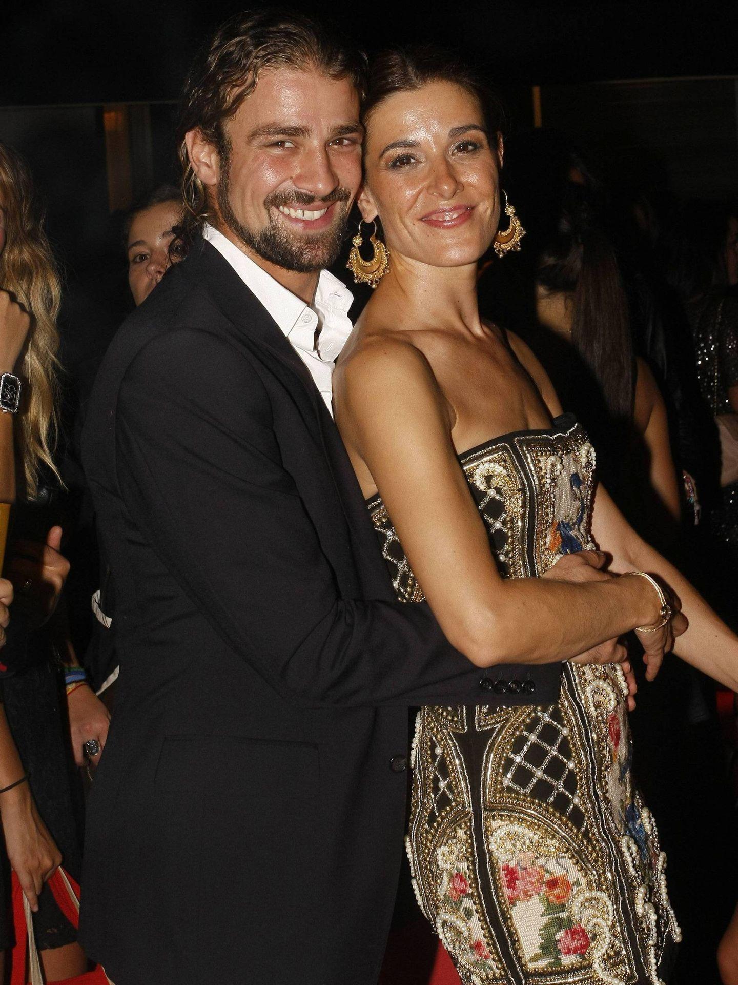 Mario Biondo y Raquel Sánchez Silva. (Cordon Press)