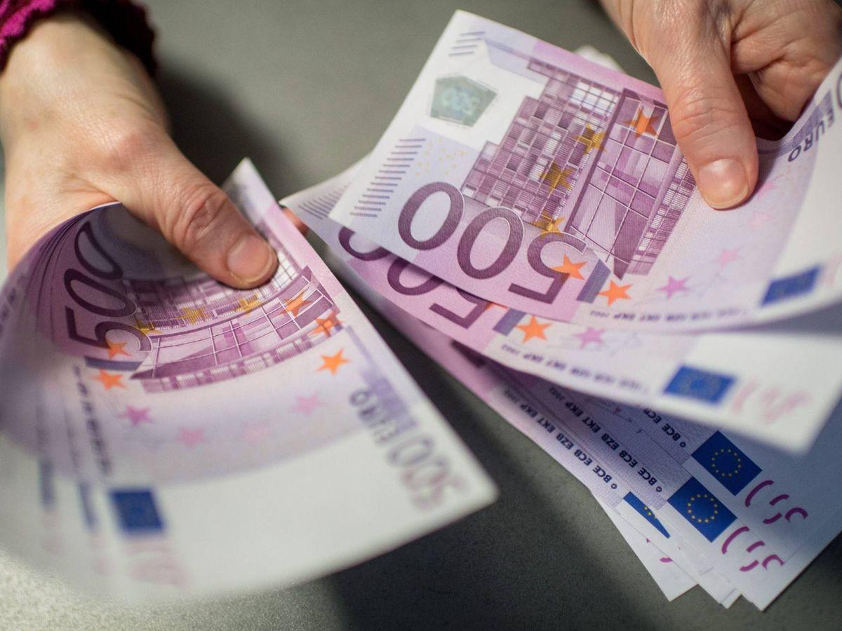 Foto: Billetes de 500 euros. (iStock)