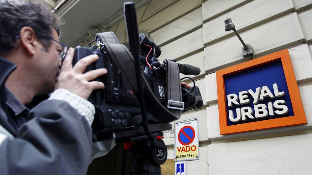 Foto: Reyal Urbis quedó abocada a la liquidación en junio. (EFE)