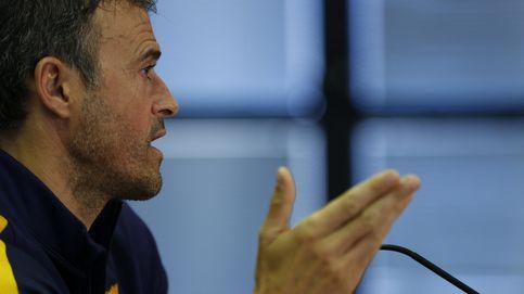 Luis Enrique alaba el trabajo que hizo Nuno en un Valencia del que no se fía