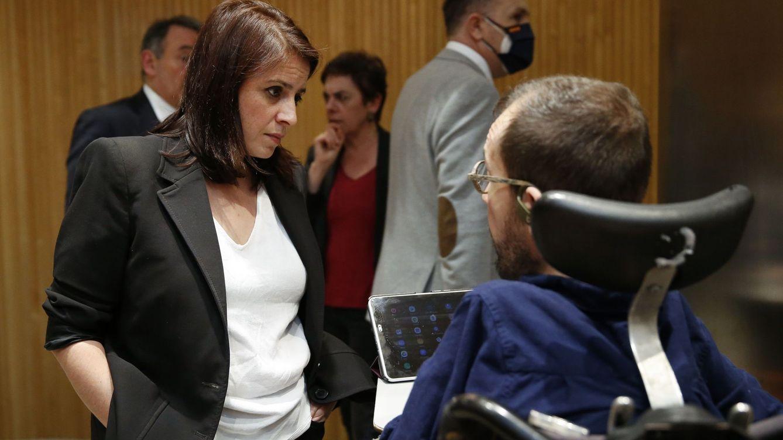 Podemos acusa al PSOE de saltarse el pacto de coalición con la ley de igualdad de trato