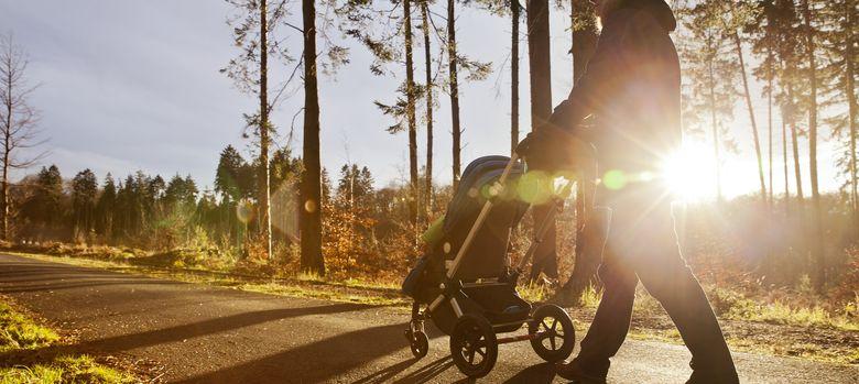 Foto: La exposición a la luz solar de los recién nacidos influye en su desarrollo neuronal. (Corbis)