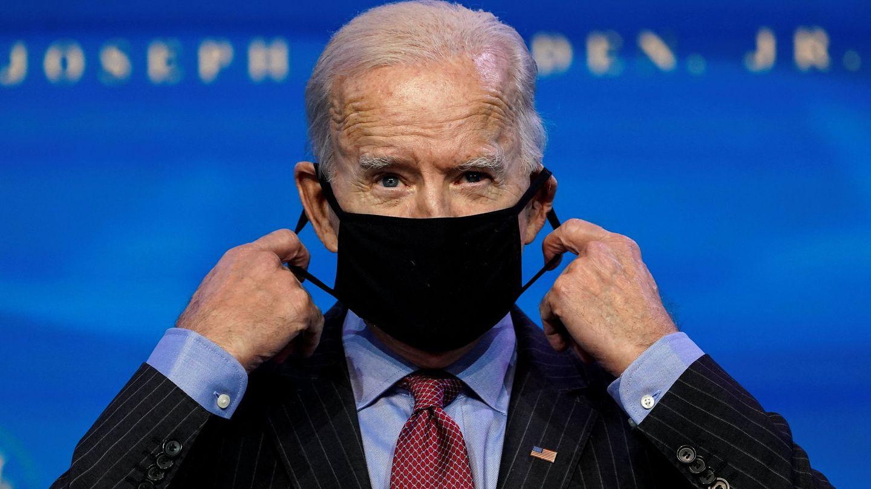 El presidente electo estadounidense, Joe Biden, afronta una complicada agenda legislativa al inicio de su mandato. (Reuters)