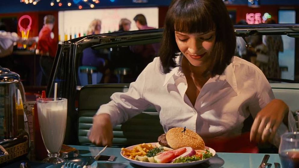 Ya puedes probar la hamburguesa de 'Pulp Fiction' en Madrid