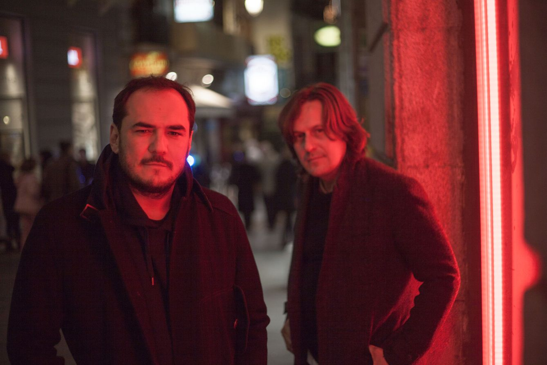 Foto: Nacho Vegas e Ismael Serrano (Enrique Villarino)