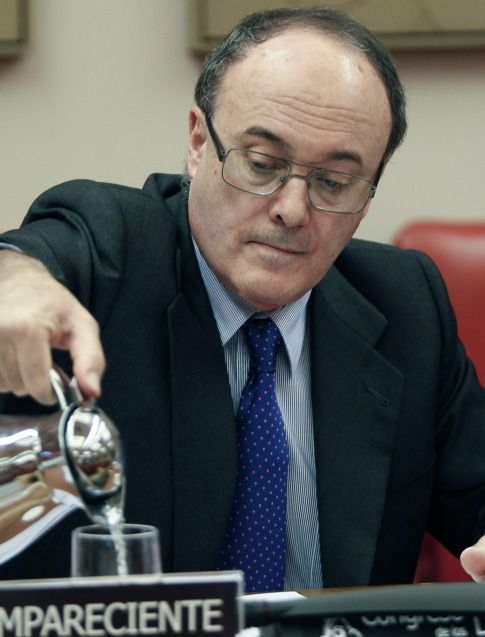 El gobernador del BdE (Efe)