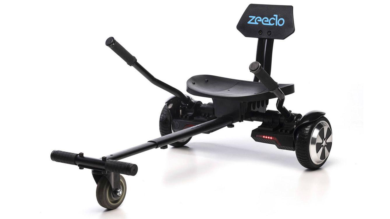 Foto: El nuevo lanzamiento de Zeeclo que se puede plegar.