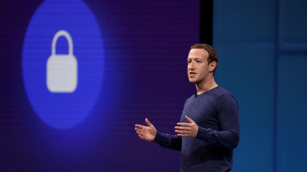 Foto: El fundador de Facebook, Mark Zuckerberg. (Reuters)